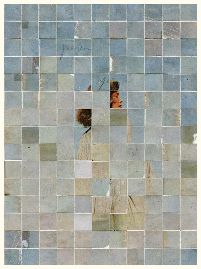 mysterious vintage collages by anthony gerace ignantcom