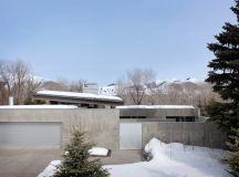 A Concrete River House By Suyama Peterson Deguchi | iGNANT.com