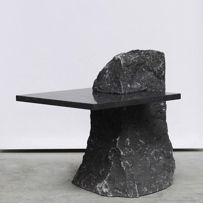 Stone Furniture By Designer Lex Pott  iGNANTcom