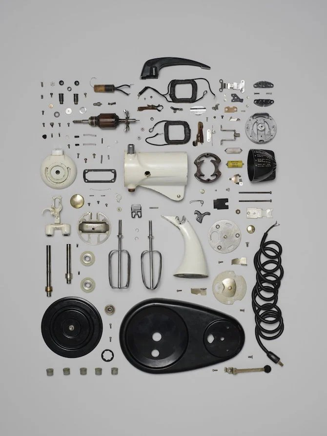 Todd McLellans Photographs Take Objects Apart  iGNANTcom