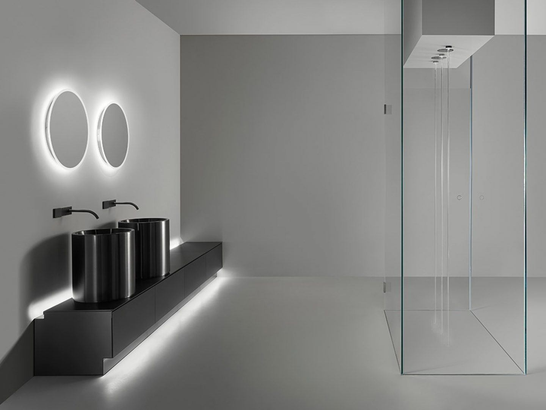 Futuristic Bathroom Design From Natalino Malasorti  IGNANT