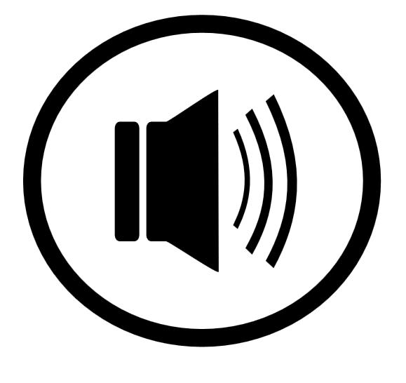 Image result for audio content symbol