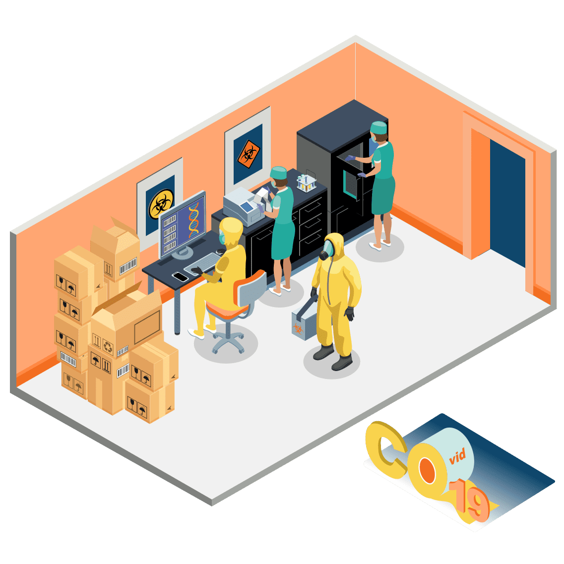 Ppe Inventory Management An Efficient Inventory Tracking