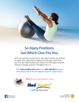Med Travelers Physical Therapy – One Sheet