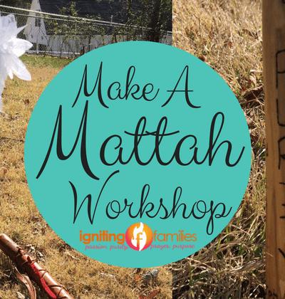 Make A Mattah Workshop