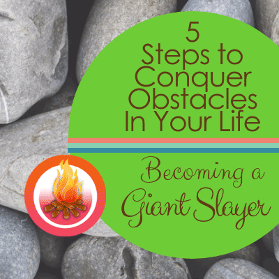 5 Steps to Conquer Obstacles in Your Life