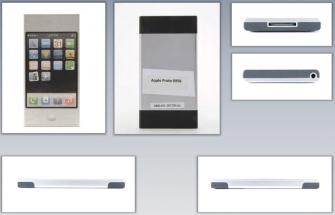 Apple iPhone prototype aluminum 2