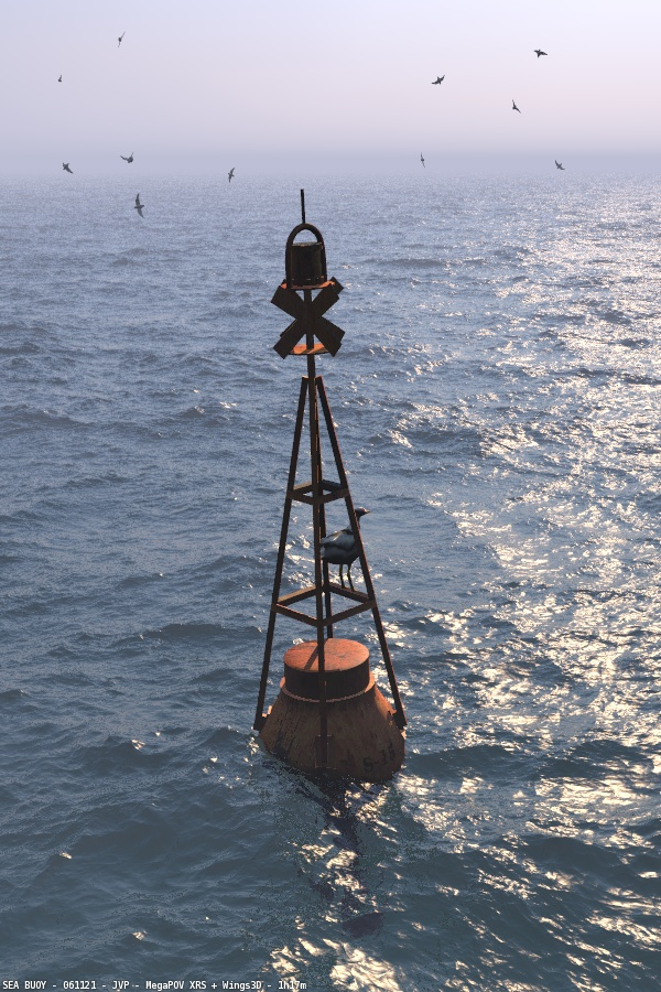 Sea Buoy  The Persistence of Ignorance
