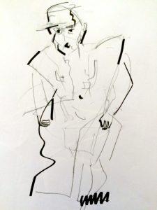 Drawing Men #16
