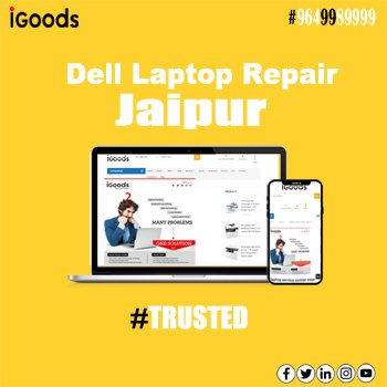 Dell Laptop Repair Jaipur