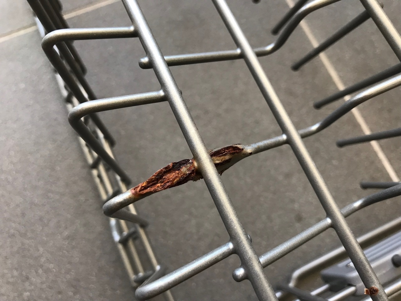 wire rack repair solution