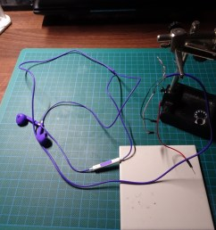 i hooked everything up one common switch and the audio wires hooked up to the stereo wired headphones  [ 1280 x 960 Pixel ]