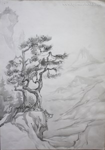 Japanese_landscape_ink_brush