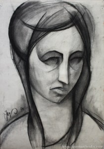 portrait_angel_charcoal