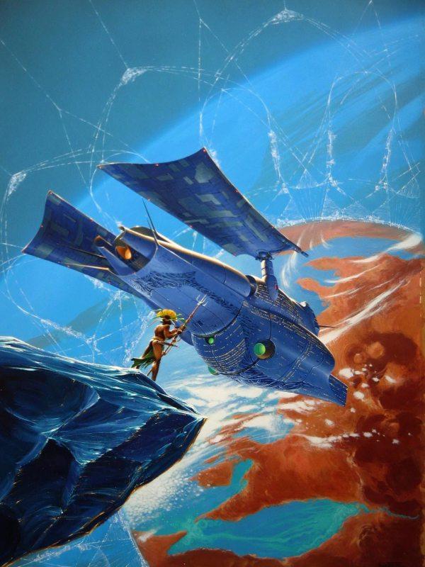 Concept Ships Traditional Spaceship Environment