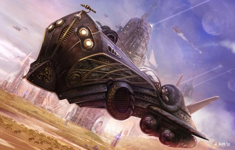 concept airship