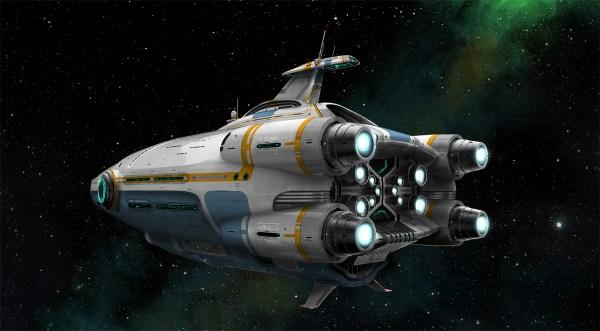 Concept Ships Spaceships Pat Presley
