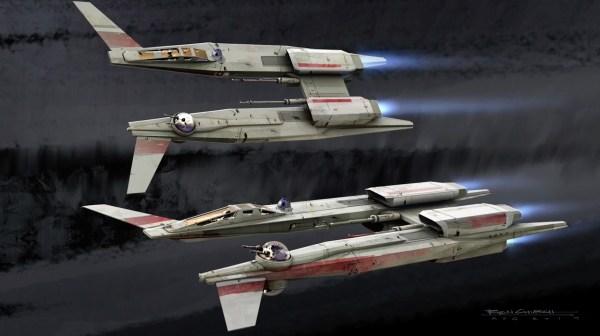 Concept Ships Star Wars Saturday