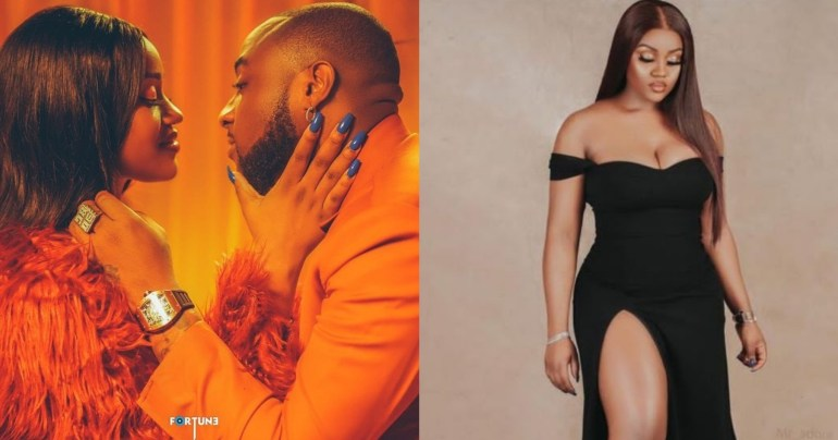 Davido's Cousin Advises Chioma To Settle Her Differences With Davido
