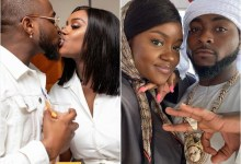 """""""From Wifey To Mama Ify"""" – Fans React After Davido Addressed Chioma As """"Mama Ify"""", In His Birthday Message To Her"""