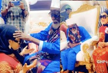Nana Agradaa visits National Chief Imam for special blessings