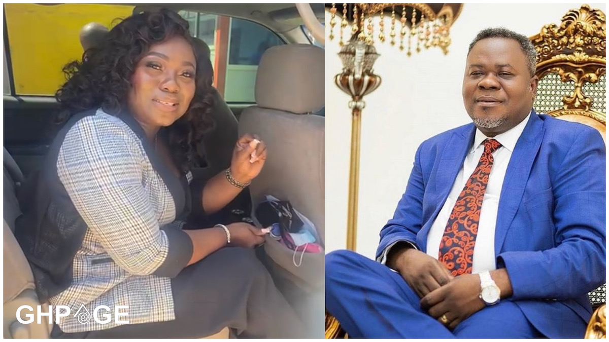 Stacy Amoateng debunks ABN sacking rumours in a new interview with GHPage