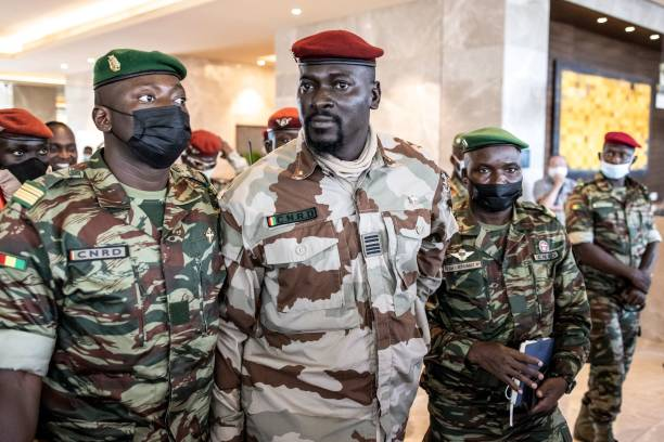 Guinea Junta chief, Colonel Mamady Doumbouya to be sworn in as President on Friday