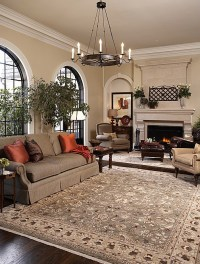 Living Room Area Rugs Mark Gonsenhauser's Rug & Carpet ...