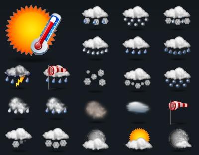 Icone météo