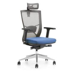 Back Support For Office Chair Malaysia Teak Dining Chairs High I Xac Mesh Products Igreen Furniture