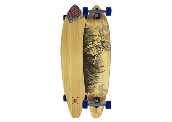 sustainable skateboards and longboards