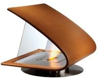 Eco-friendly Zeta Fireplace From EcoSmart | Green Design Blog