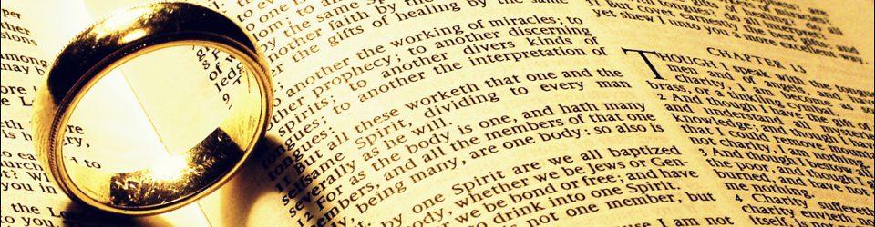 Aliança sobre a Bíblia