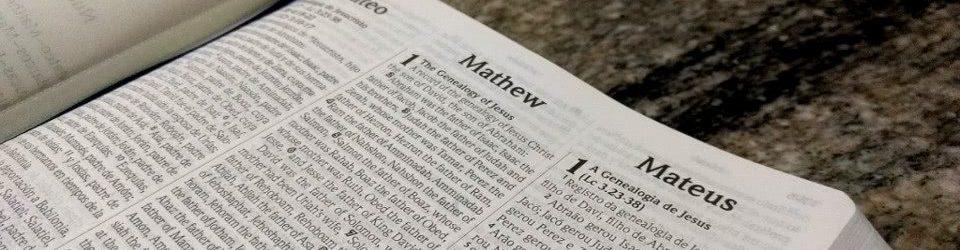 Introdução do Evangelho de Mateus