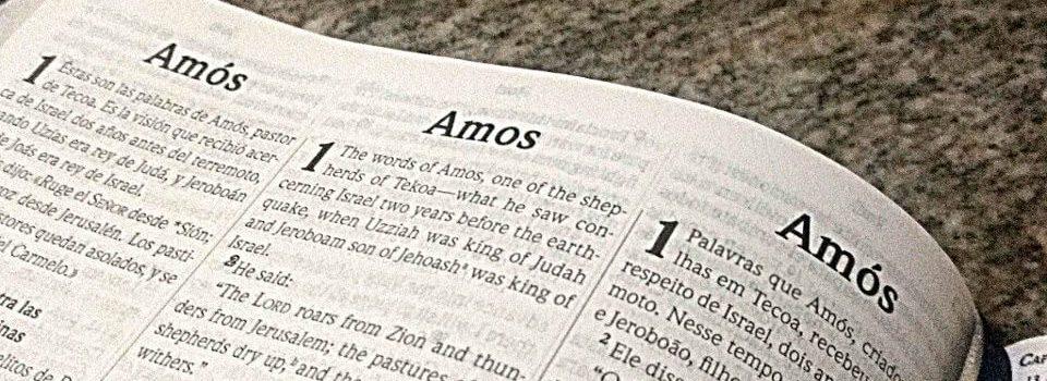 Introdução do Livro de Amós