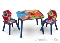 PAW Patrol Table and Chair Set