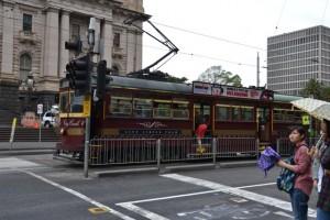 The Circle Tram.