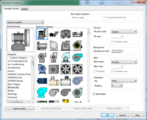small resolution of to bring the symbol chosen onto the diagram simply select it and then click the ok button at the bottom right of the dialog box