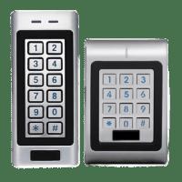 Tastiera con RFID