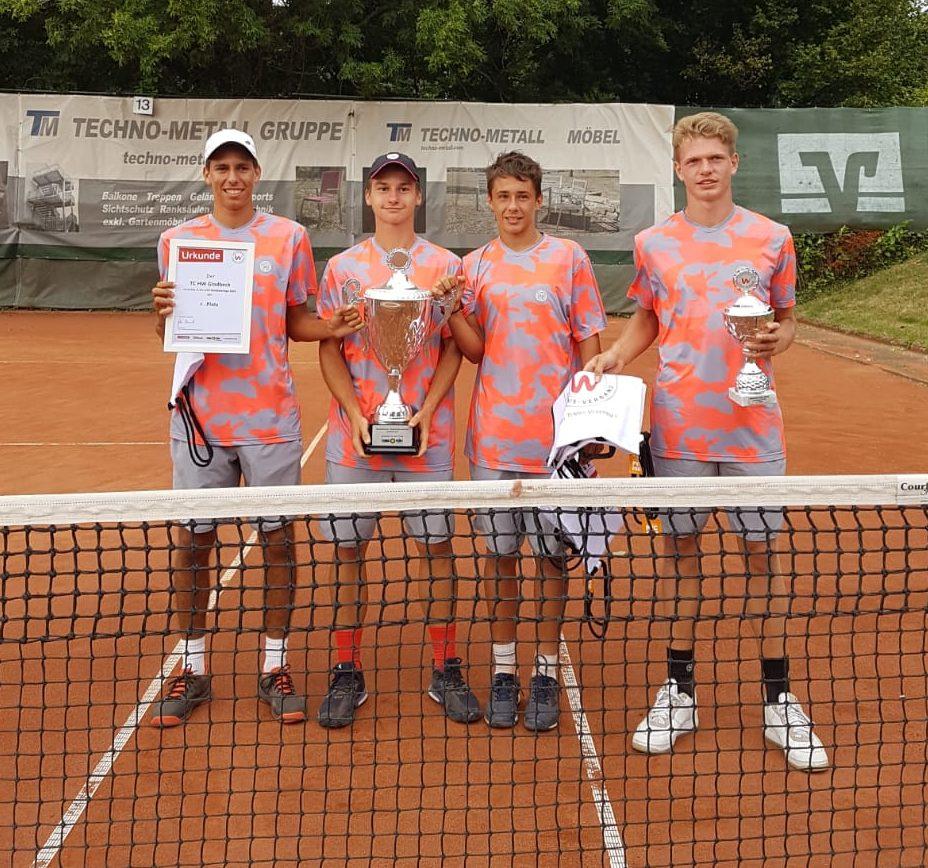 Das Gladbecker U18-Team