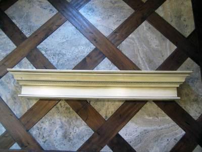 Sedona Mantel Shelf Iguana Art & Design