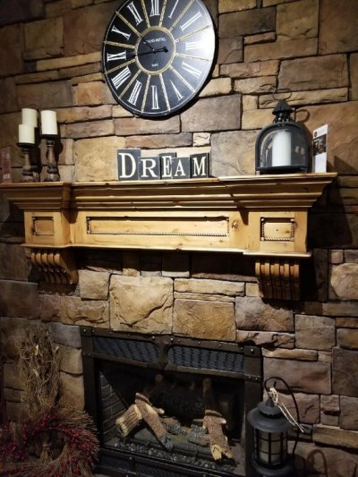 Fireplace Mantel Maker Custom Made