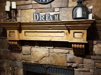 Fireplace Mantel Maker Custom Made