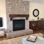 Installation Kit for Fireplace Mantel