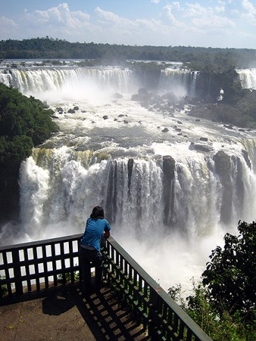 Devil's Throat Iguazu Falls