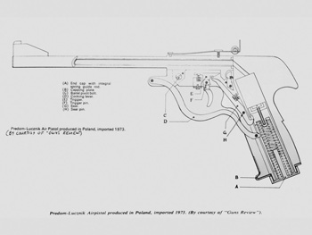 Dennis E. Hiller's Collector's guide to Air Pistols