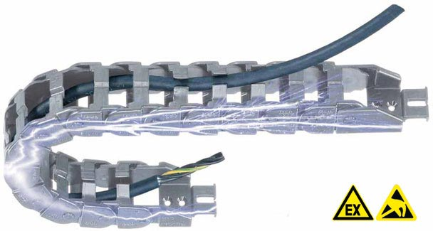 Igus® Cable Track Cable Tracks