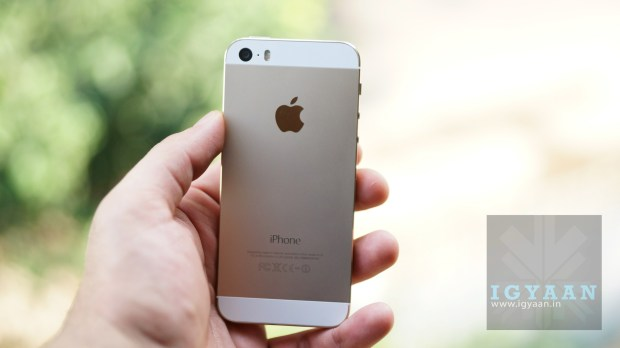 iphone 5s gold white 16