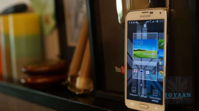 Galaxy S5 review 14