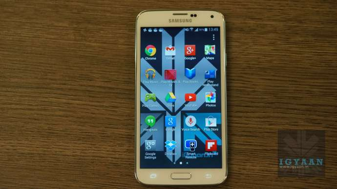 Galaxy S5 review 3